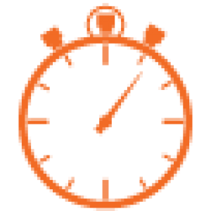 Faster Response Time Icon